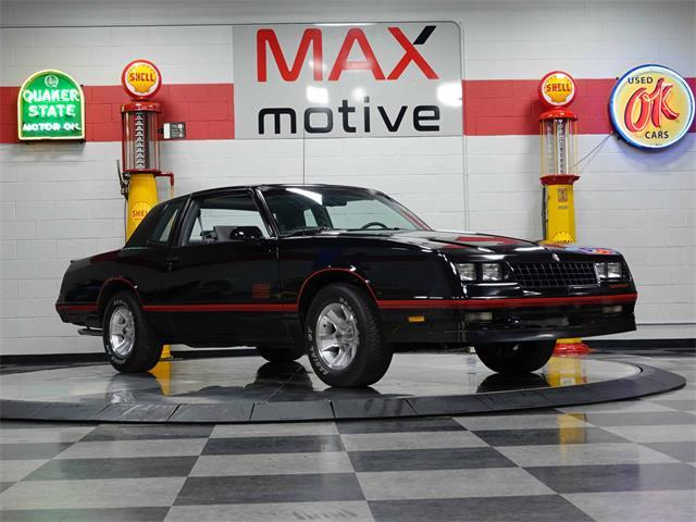 1987 Chevrolet Monte Carlo (CC-1518462) for sale in Pittsburgh, Pennsylvania