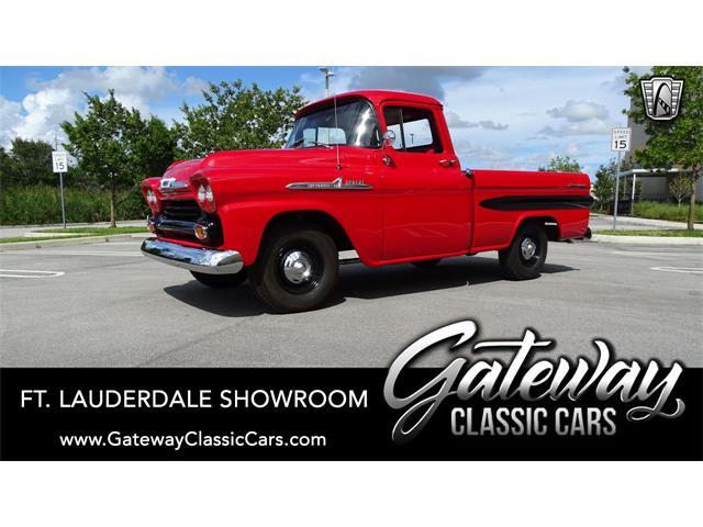 1958 Chevrolet Apache (CC-1518463) for sale in O'Fallon, Illinois