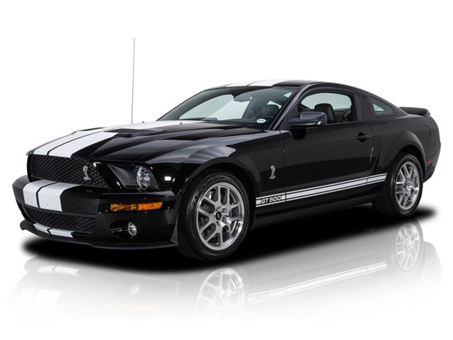 2008 Ford Mustang Shelby GT500 (CC-1518472) for sale in Charlotte, North Carolina