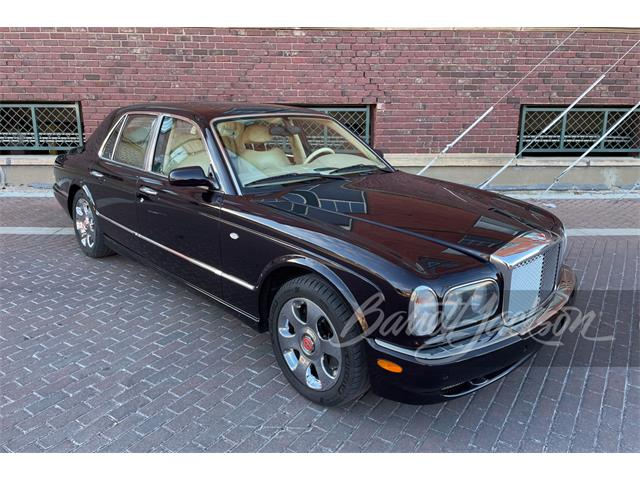 2001 Bentley Arnage (CC-1518477) for sale in Houston, Texas