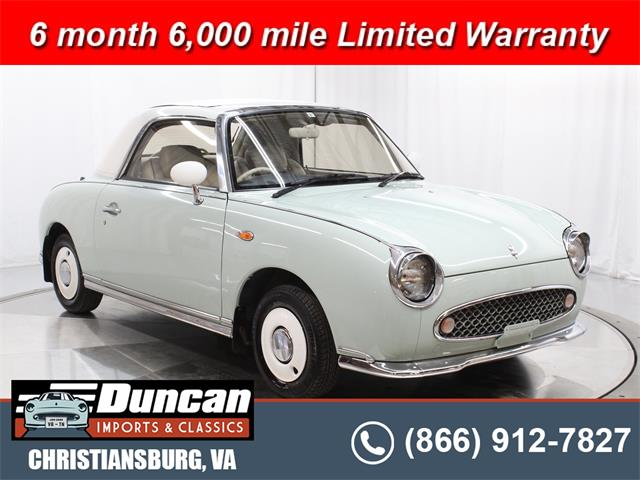1991 Nissan Figaro (CC-1518488) for sale in Christiansburg, Virginia
