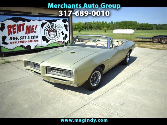 1968 Pontiac GTO (CC-1510849) for sale in Cicero, Indiana