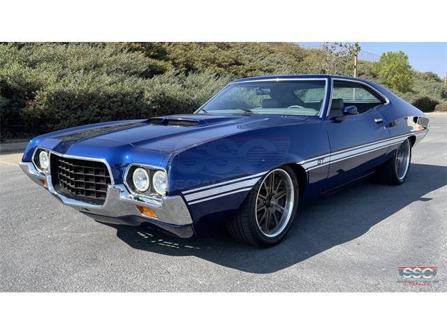 1972 Ford Torino (CC-1518498) for sale in Fairfield, California