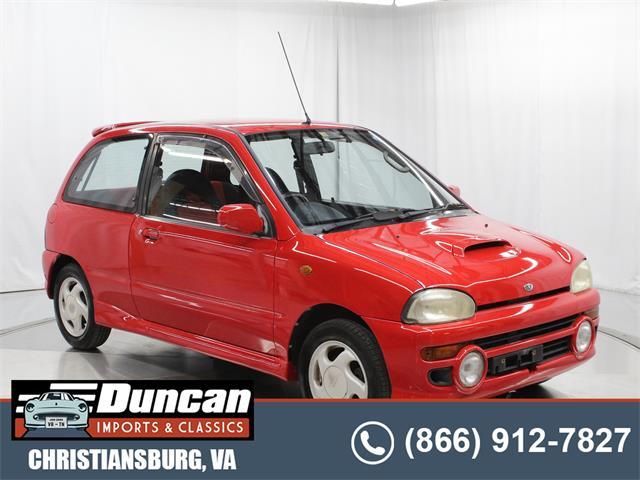 1993 Subaru Vivio (CC-1518500) for sale in Christiansburg, Virginia
