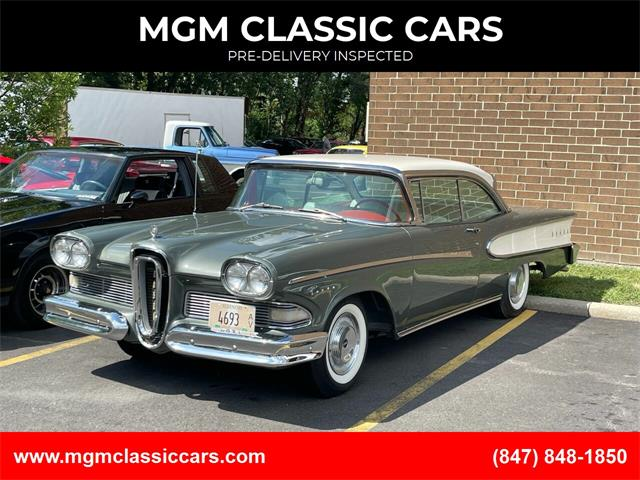 1958 Edsel Pacer (CC-1518506) for sale in Addison, Illinois