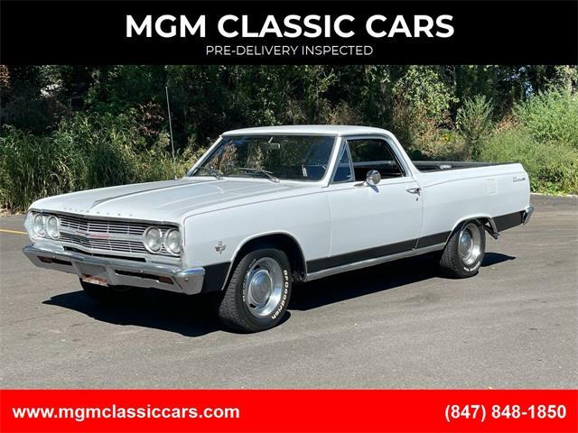 1965 Chevrolet El Camino (CC-1518507) for sale in Addison, Illinois