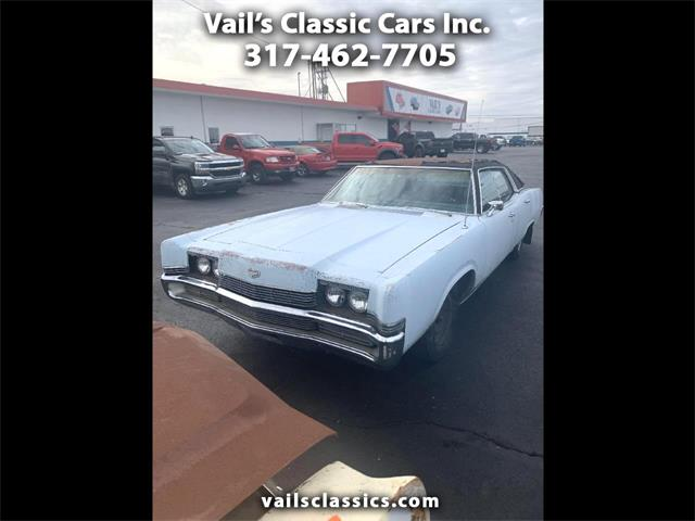 1969 Mercury Marquis (CC-1510851) for sale in Greenfield, Indiana