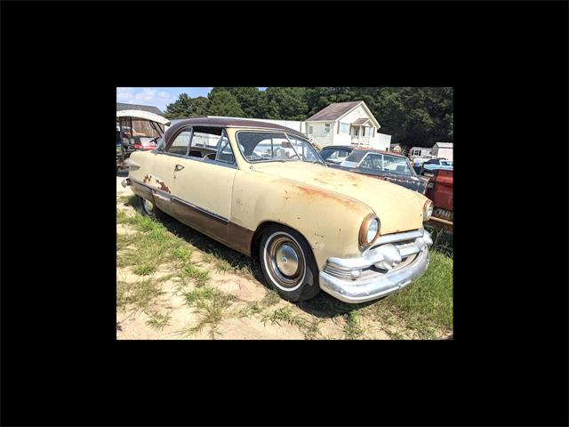 1951 Ford Victoria (CC-1518528) for sale in Gray Court, South Carolina