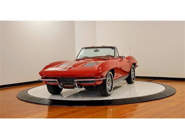 1963 Chevrolet Corvette (CC-1518534) for sale in Springfield, Ohio