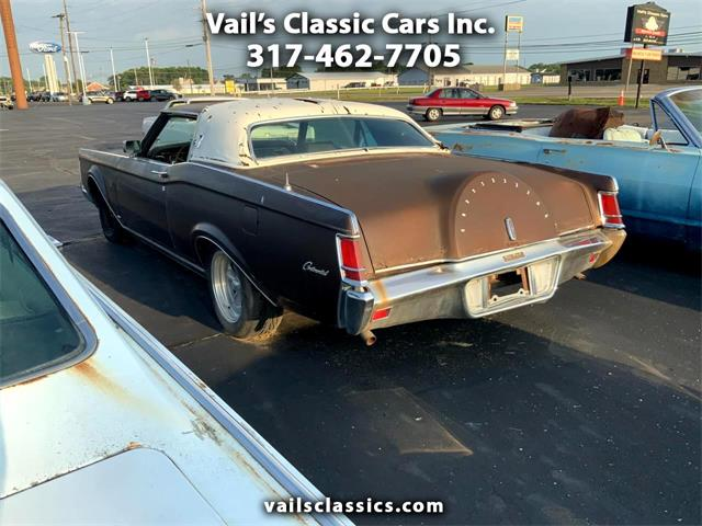 1971 Lincoln Continental Mark III (CC-1510854) for sale in Greenfield, Indiana