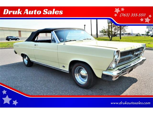 1966 Ford Fairlane 500 (CC-1518544) for sale in Ramsey, Minnesota