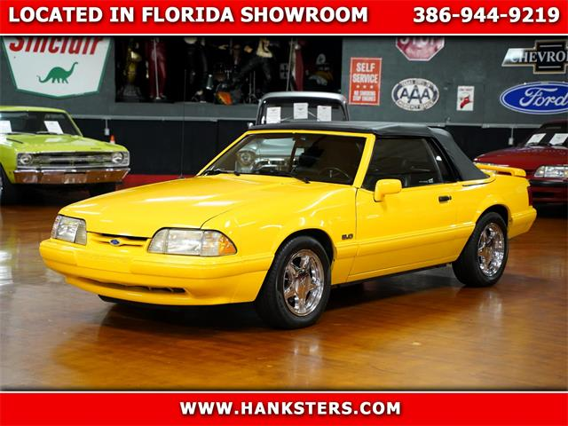 1993 Ford Mustang (CC-1518551) for sale in Homer City, Pennsylvania
