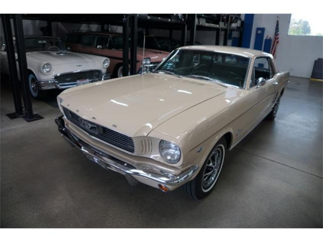 1966 Ford Mustang (CC-1518565) for sale in Torrance, California
