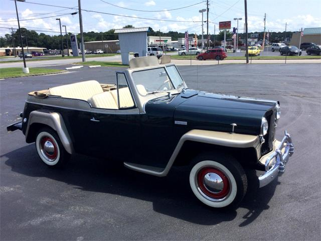1949 Willys Jeepster (CC-1510857) for sale in Greenville, North Carolina