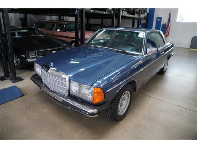 1984 Mercedes-Benz 230CE (CC-1518572) for sale in Torrance, California