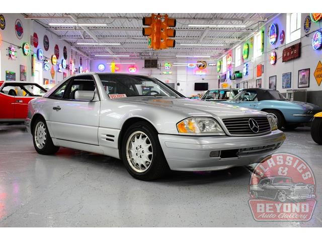 1998 Mercedes-Benz SL-Class (CC-1518575) for sale in Wayne, Michigan