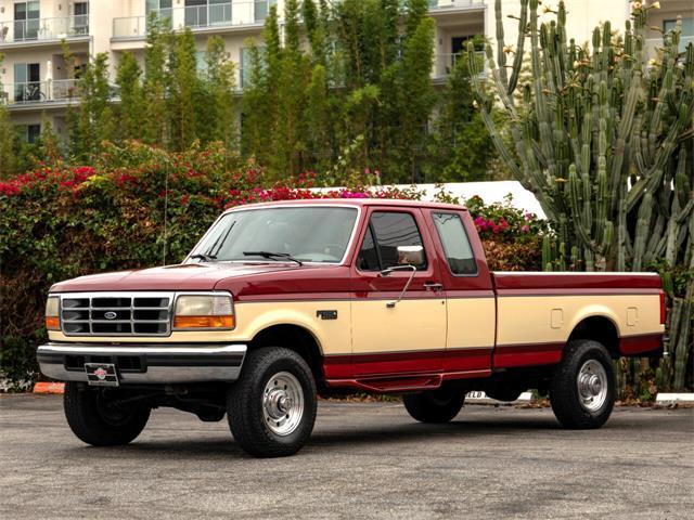 1996 Ford F250 (CC-1518578) for sale in Marina Del Rey, California