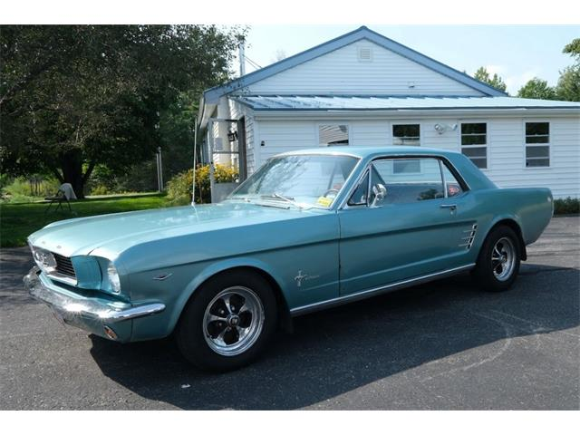 1966 Ford Mustang (CC-1518590) for sale in Lake Hiawatha, New Jersey