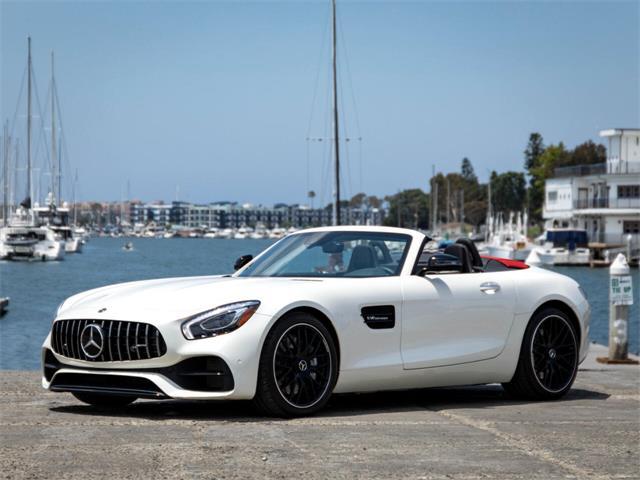 2018 Mercedes-Benz AMG (CC-1518593) for sale in Marina Del Rey, California
