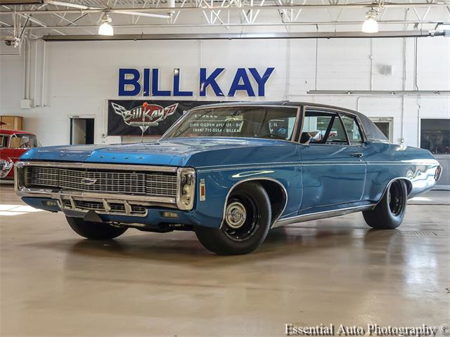 1969 Chevrolet Caprice (CC-1518596) for sale in Downers Grove, Illinois