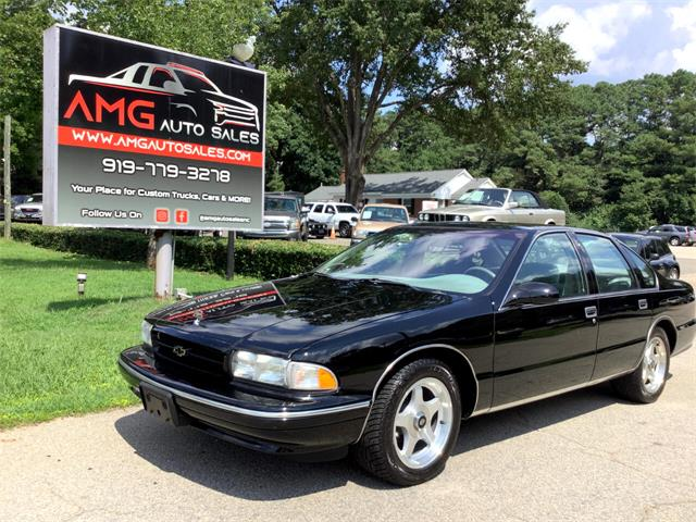 1996 Chevrolet Caprice (CC-1518599) for sale in Raleigh, North Carolina