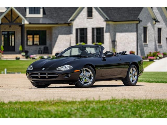 1997 Jaguar XK8 (CC-1518605) for sale in Collierville, Tennessee