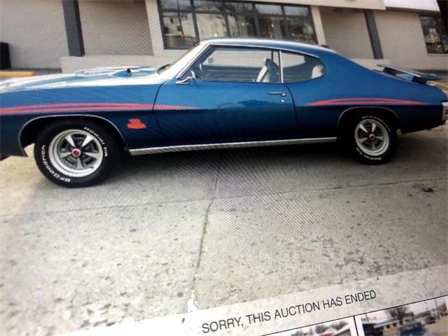 1970 Pontiac GTO (CC-1518612) for sale in Greenville, North Carolina