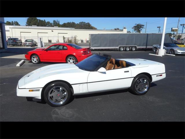 1989 Chevrolet Corvette (CC-1518613) for sale in Greenville, North Carolina