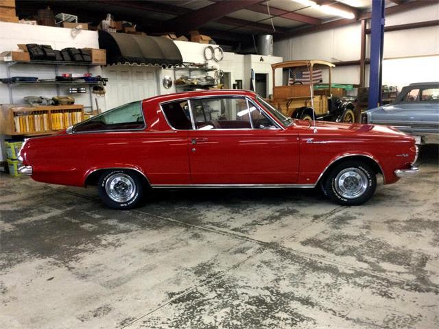 1965 Plymouth Barracuda (CC-1518614) for sale in Greenville, North Carolina