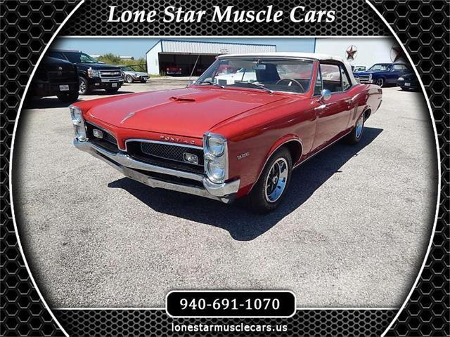 1967 Pontiac LeMans (CC-1518621) for sale in Wichita Falls, Texas