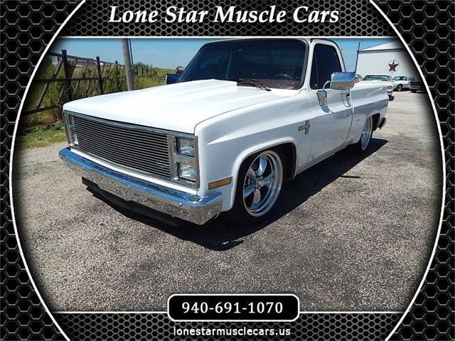 1987 Chevrolet Silverado (CC-1518623) for sale in Wichita Falls, Texas