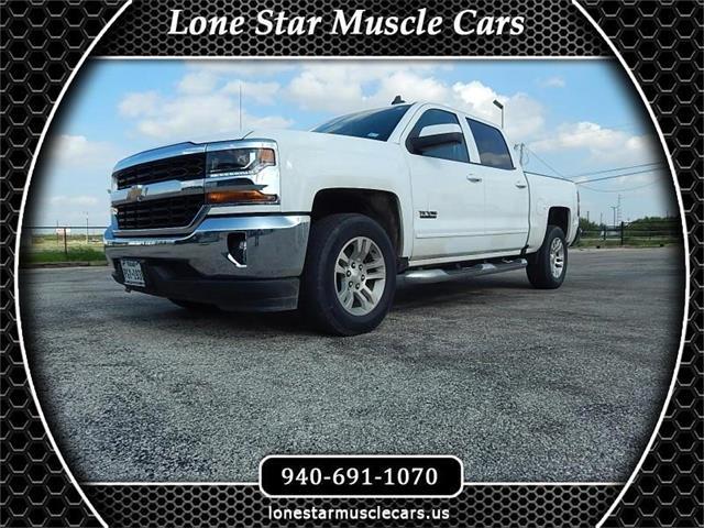 2018 Chevrolet Silverado (CC-1518628) for sale in Wichita Falls, Texas
