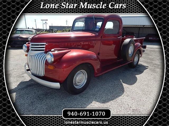1946 Chevrolet Pickup (CC-1518630) for sale in Wichita Falls, Texas