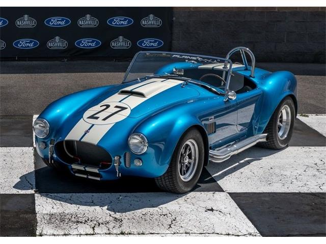 1965 Superformance Cobra (CC-1518645) for sale in Carthage, Tennessee