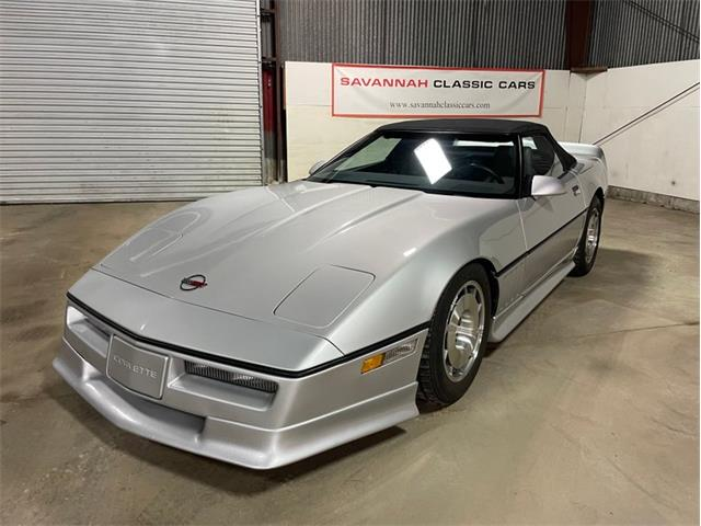 1986 Chevrolet Corvette (CC-1518655) for sale in Savannah, Georgia