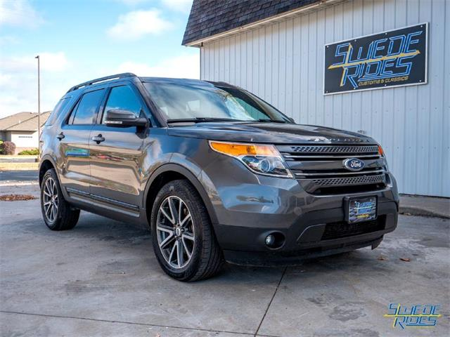 2015 Ford Explorer (CC-1518657) for sale in Montgomery, Minnesota