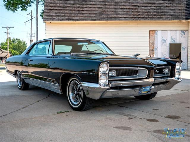 1966 Pontiac Grand Prix (CC-1518674) for sale in Montgomery, Minnesota