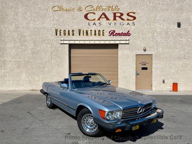 1985 Mercedes-Benz 380 (CC-1518692) for sale in Las Vegas, Nevada