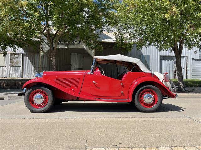 1952 MG TD (CC-1518693) for sale in Rowlett, Texas