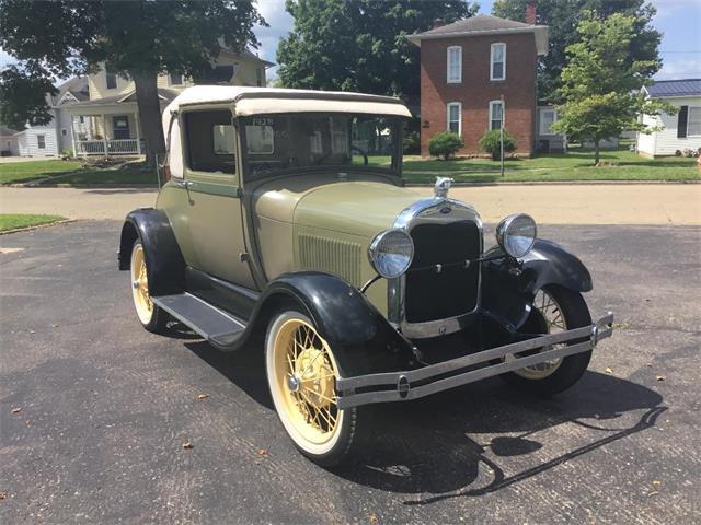 1928 Ford Model A (CC-1518712) for sale in UTICA, Ohio