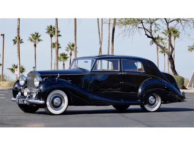 1951 Rolls-Royce Silver Wraith (CC-1518726) for sale in Phoenix, Arizona