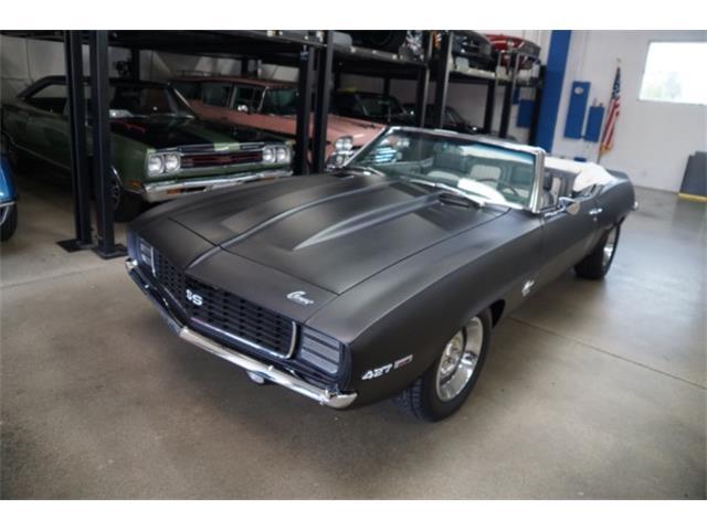 1969 Chevrolet Camaro (CC-1518742) for sale in Torrance, California