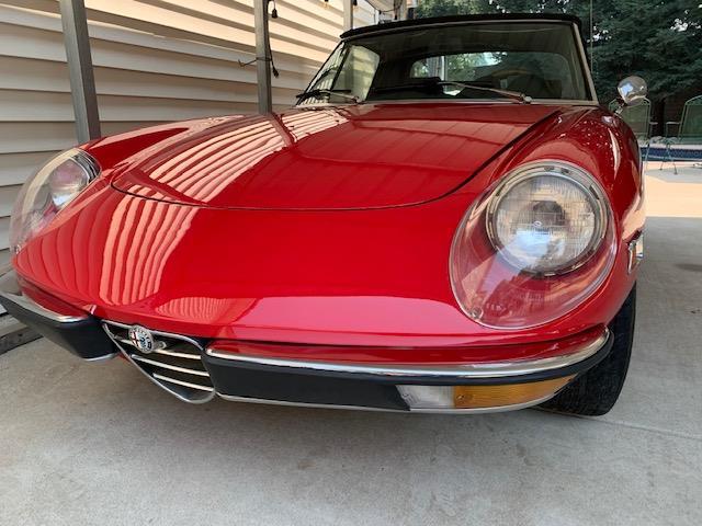1972 Alfa Romeo 2000 Spider Veloce (CC-1518744) for sale in Sacramento, California