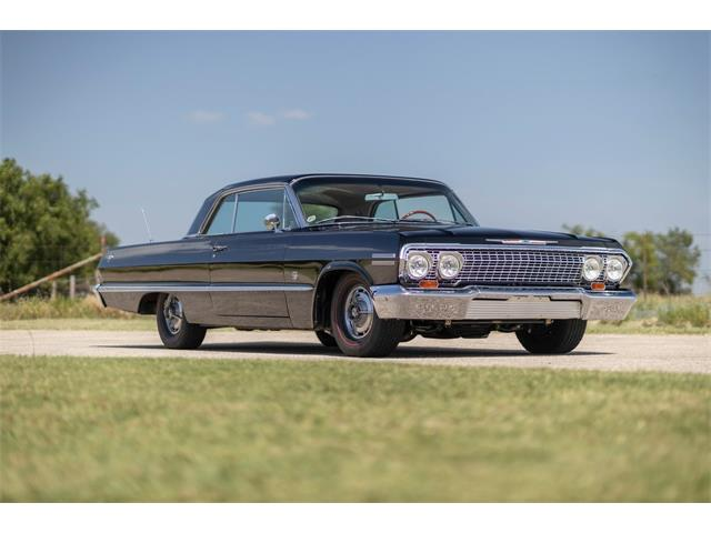 1963 Chevrolet Impala SS (CC-1518745) for sale in Justin, Texas