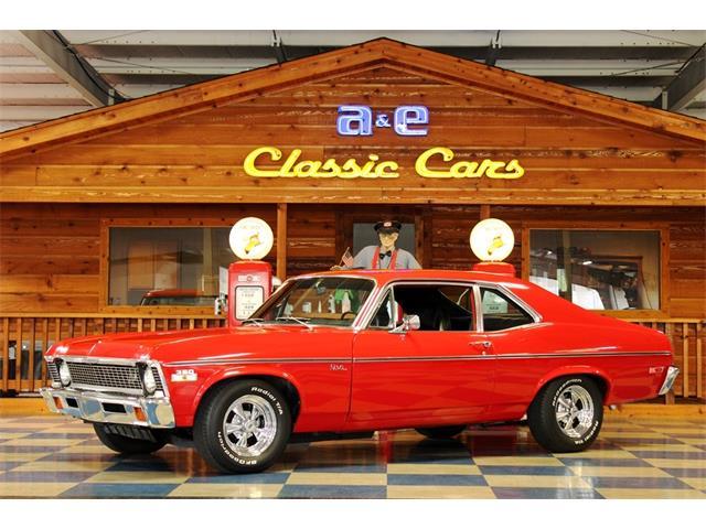 1972 Chevrolet Nova (CC-1518758) for sale in New Braunfels, Texas