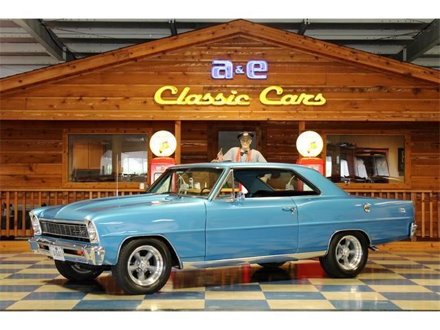 1966 Chevrolet Nova (CC-1518759) for sale in New Braunfels, Texas