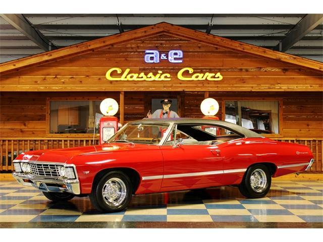 1967 Chevrolet Impala (CC-1518762) for sale in New Braunfels , Texas