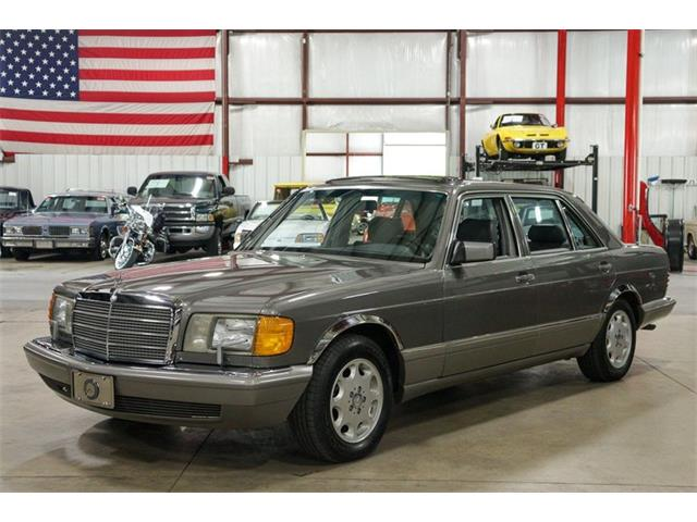 1988 Mercedes-Benz 420SEL (CC-1518768) for sale in Kentwood, Michigan