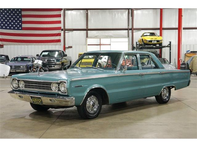 1967 Plymouth Belvedere (CC-1518772) for sale in Kentwood, Michigan