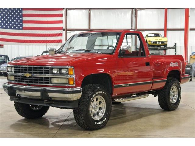 1988 Chevrolet K-1500 (CC-1518774) for sale in Kentwood, Michigan